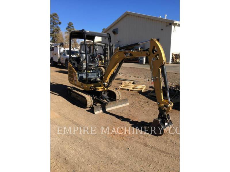 CATERPILLAR KETTEN-HYDRAULIKBAGGER 301.7D OR equipment  photo 2