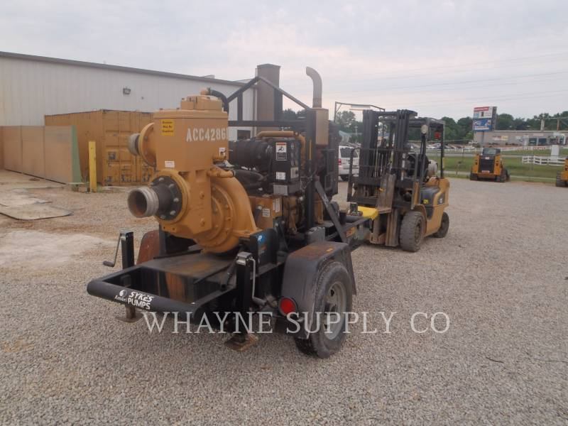 SYKES PUMPS WATER PUMPS / TRASH PUMPS GP150 equipment  photo 3