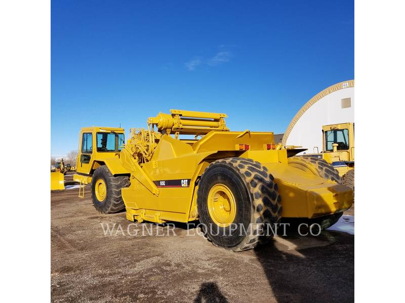 CATERPILLAR WHEEL TRACTOR SCRAPERS 615C II equipment  photo 2