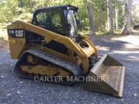 CATERPILLAR SKID STEER LOADERS 279D AC equipment  photo 1