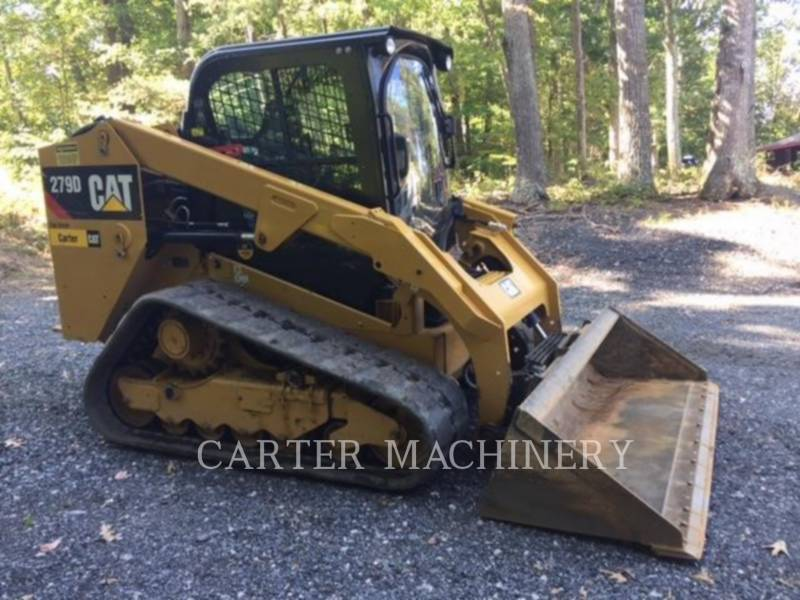 CATERPILLAR KOMPAKTLADER 279D AC equipment  photo 1