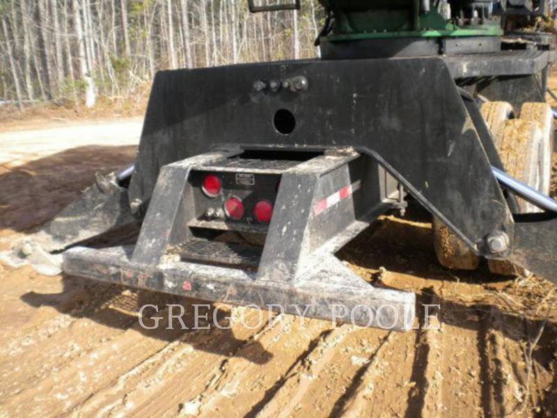 JOHN DEERE FORESTAL - CARGADORES DE TRONCOS 437D equipment  photo 9