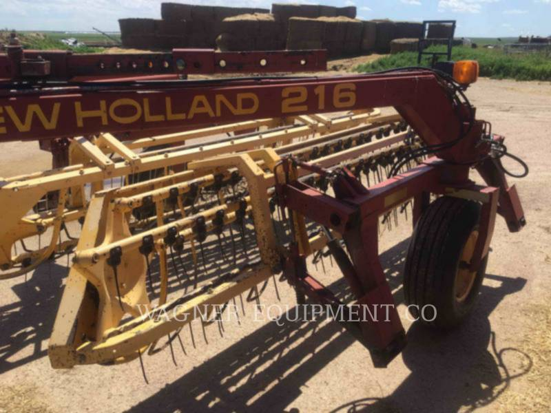 NEW HOLLAND LTD. 農業用耕作機器 216 equipment  photo 2