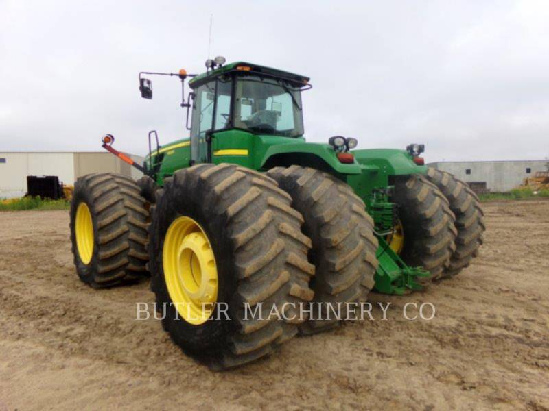 DEERE & CO. TRATTORI AGRICOLI 9630 equipment  photo 5