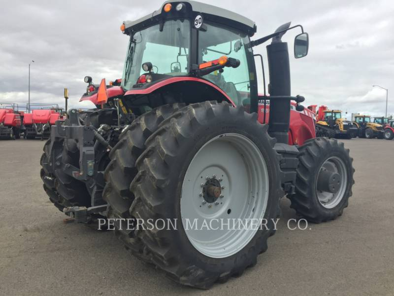 AGCO-MASSEY FERGUSON TRACTORES AGRÍCOLAS MF8650 equipment  photo 4