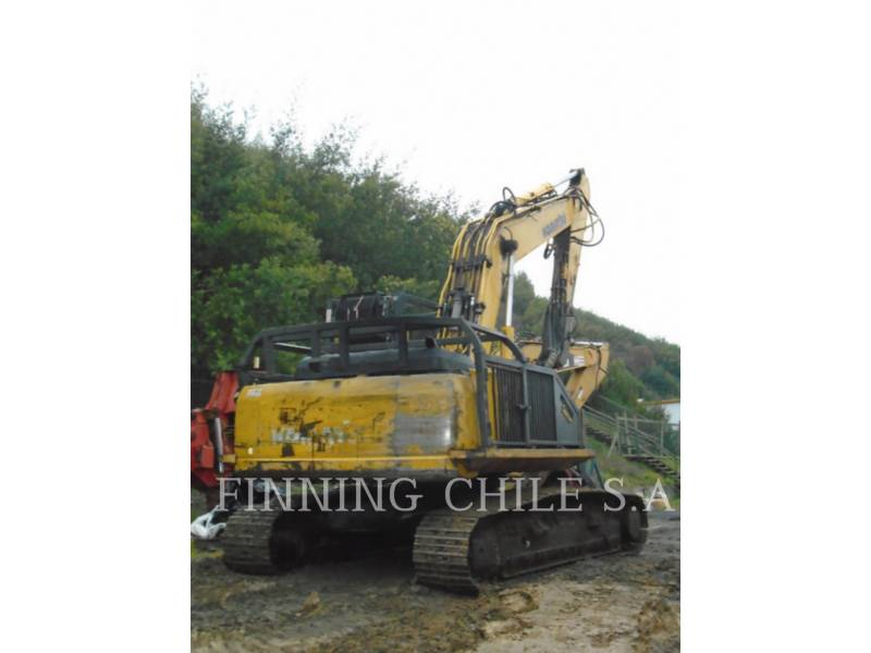 KOMATSU EXCAVATOARE PE ŞENILE PC 220 equipment  photo 3
