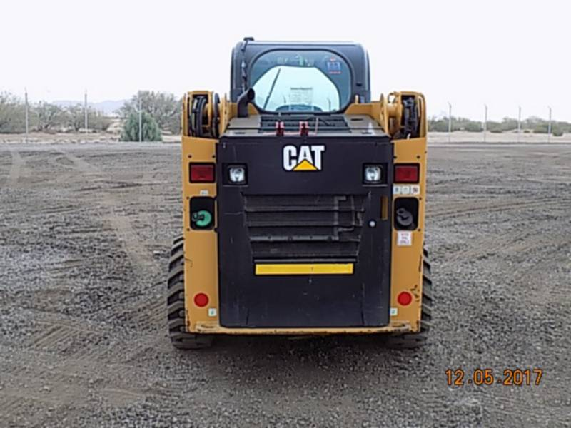 CATERPILLAR SKID STEER LOADERS 226D equipment  photo 4