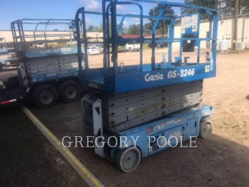 GENIE INDUSTRIES LIFT - SCISSOR GS3246 equipment  photo 2
