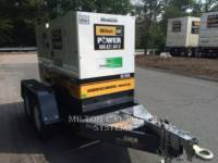AIRMAN PORTABLE GENERATOR SETS PP65 equipment  photo 1