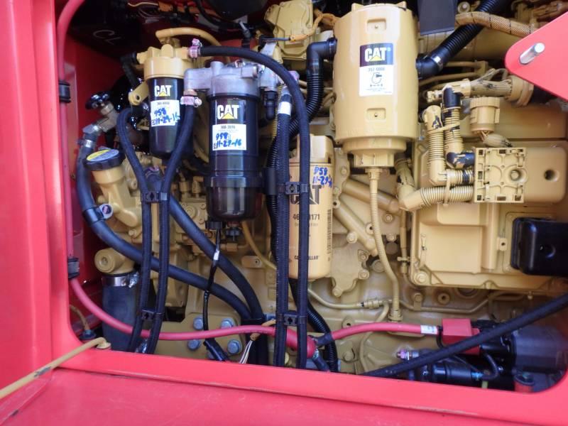 CATERPILLAR FORSTWIRTSCHAFT - BAUMFÄLLBÜNDELMASCHINE - RAD 2570C equipment  photo 17