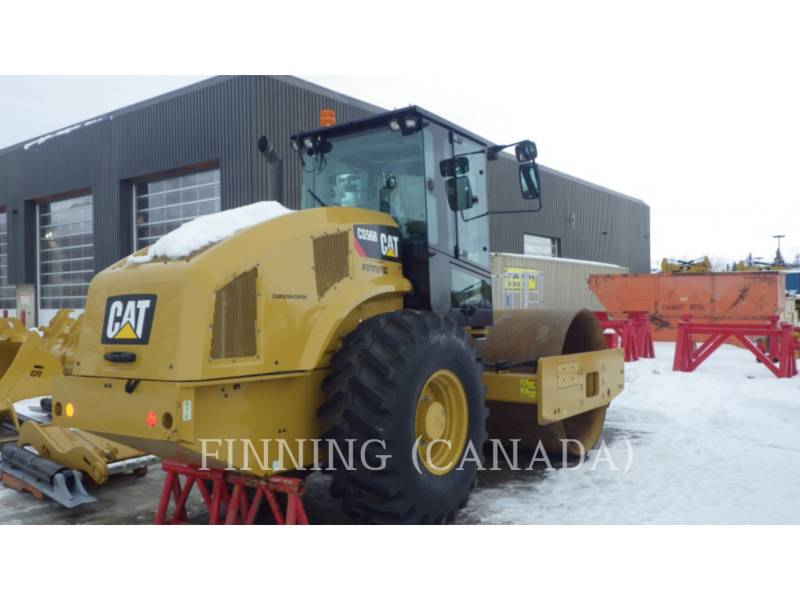 CATERPILLAR COMPACTORS CS56B equipment  photo 4