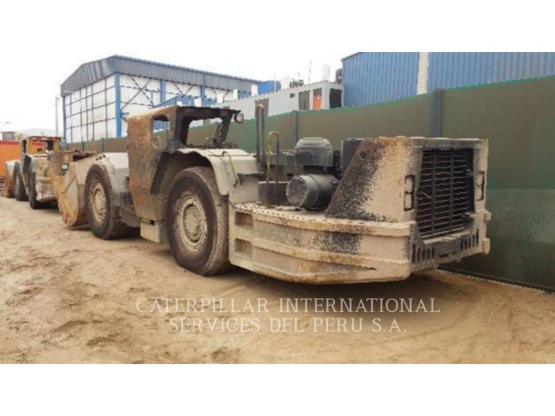 CATERPILLAR UNDERGROUND MINING LOADER R1600G equipment  photo 1