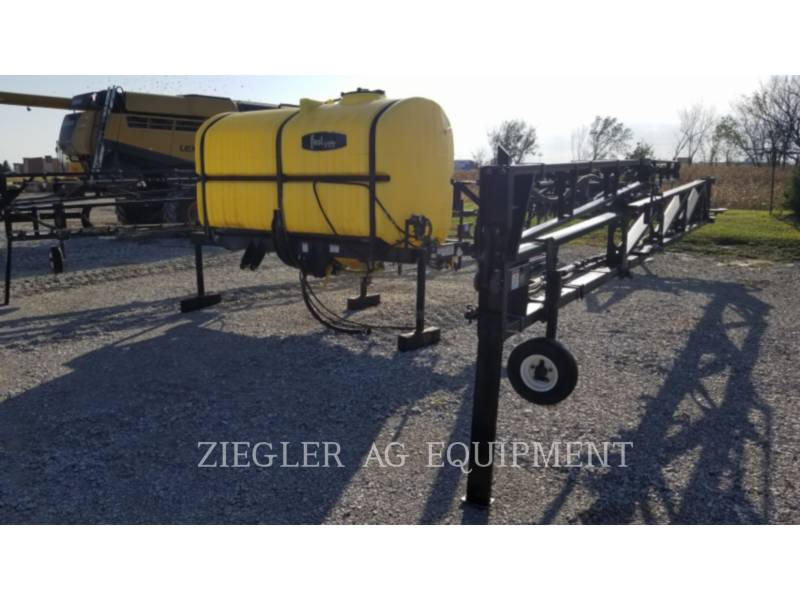 FAST SPRAYER FM9400 equipment  photo 1