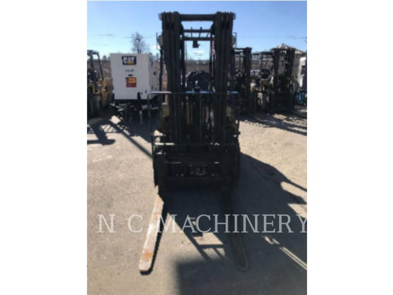 CATERPILLAR FORKLIFTS P5000-GLE equipment  photo 8
