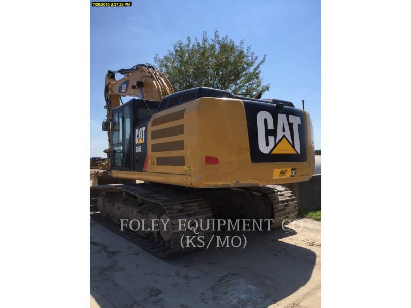 CATERPILLAR TRACK EXCAVATORS 336EL10 equipment  photo 3