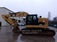 CATERPILLAR TRACK EXCAVATORS 328D CLR equipment  photo 7