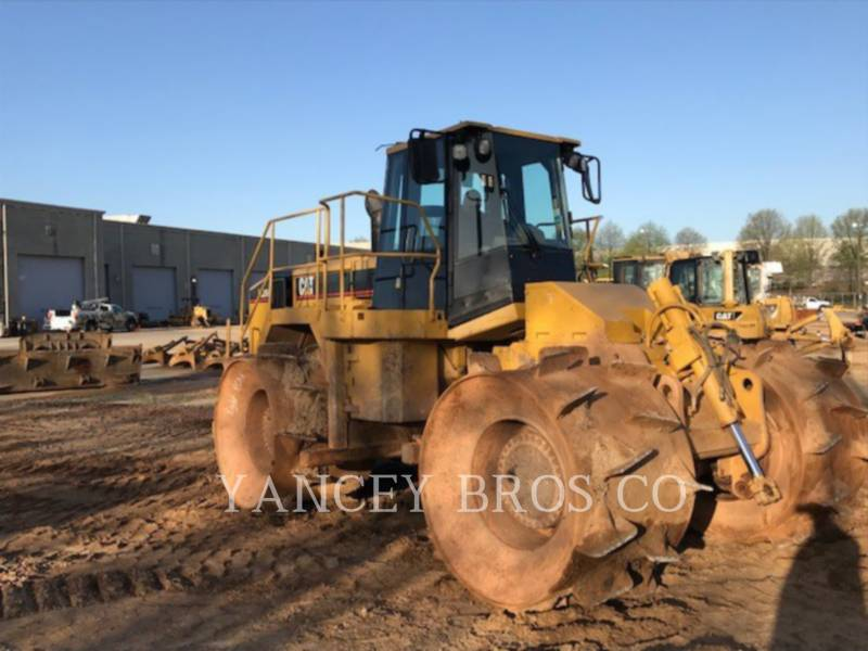 CATERPILLAR COMPACTADORES 826H equipment  photo 7