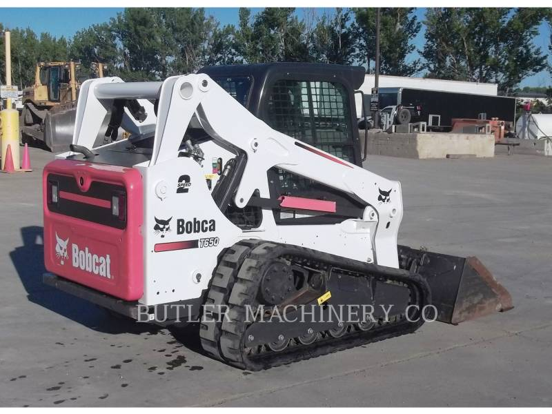 BOBCAT MULTI TERRAIN LOADERS T650 equipment  photo 4