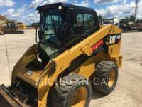 CATERPILLAR SKID STEER LOADERS 246D A2Q equipment  photo 11