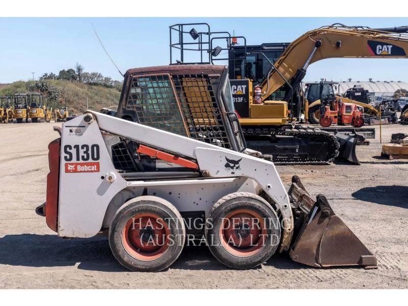 BOBCAT SKID STEER LOADERS S130-BC equipment  photo 5