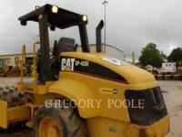 CATERPILLAR SOPORTE DE TAMBOR ÚNICO VIBRATORIO CP-433E equipment  photo 10