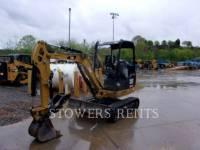 Equipment photo CATERPILLAR 302.4 TRACK EXCAVATORS 1