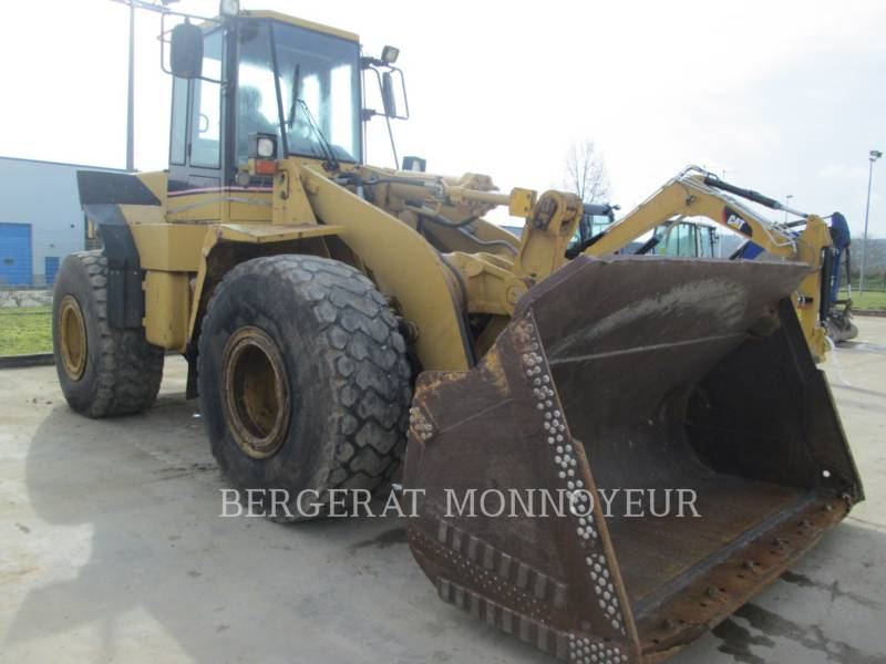 CATERPILLAR CARGADORES DE RUEDAS 950F2 equipment  photo 4