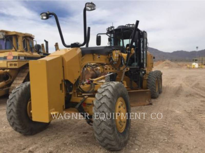 CATERPILLAR MOTORGRADER 140M3 AWD equipment  photo 1
