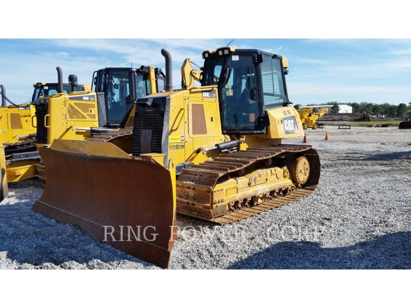 CATERPILLAR TRACTORES DE CADENAS D6K2LGP equipment  photo 1