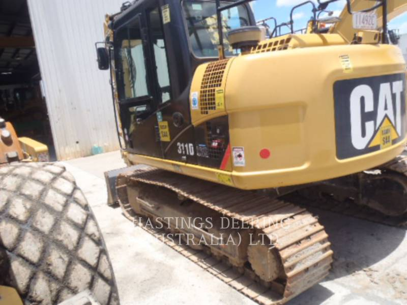 CATERPILLAR KOPARKI GĄSIENICOWE 311DLRR equipment  photo 3