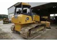 DEERE & CO. TRACK TYPE TRACTORS 700K LGP equipment  photo 4