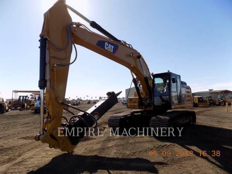 CATERPILLAR ESCAVATORI CINGOLATI 330FL equipment  photo 4