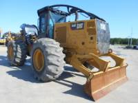 CATERPILLAR SILVICULTURA - TRATOR FLORESTAL 525D equipment  photo 6