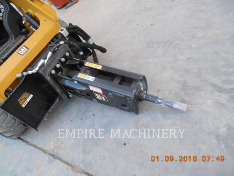 CATERPILLAR AG - HAMMER H55E SSL equipment  photo 2