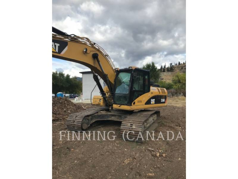 CATERPILLAR PELLES SUR CHAINES 324D equipment  photo 1