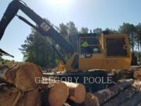Equipment photo CATERPILLAR 559C GELENKAUSLEGER-HOLZLADER 1