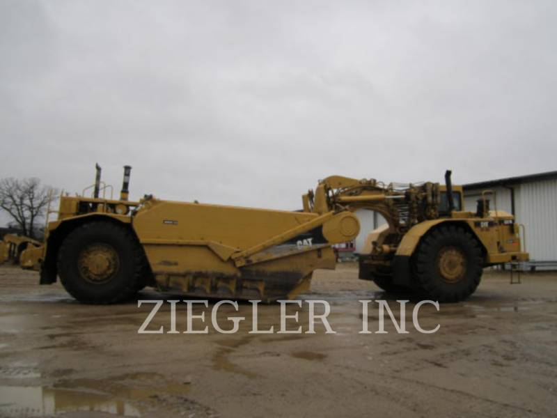 CATERPILLAR WHEEL TRACTOR SCRAPERS 637G equipment  photo 7