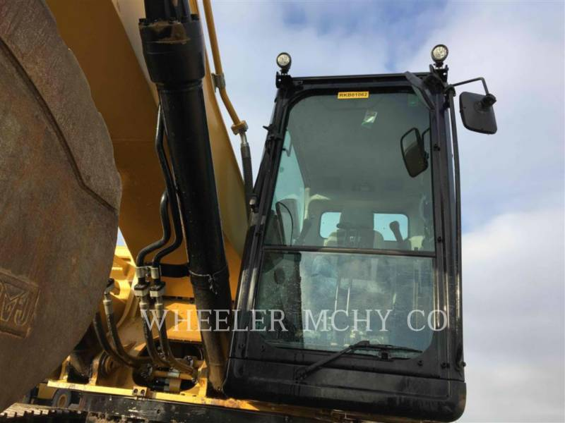 CATERPILLAR KETTEN-HYDRAULIKBAGGER 336F L THM equipment  photo 6