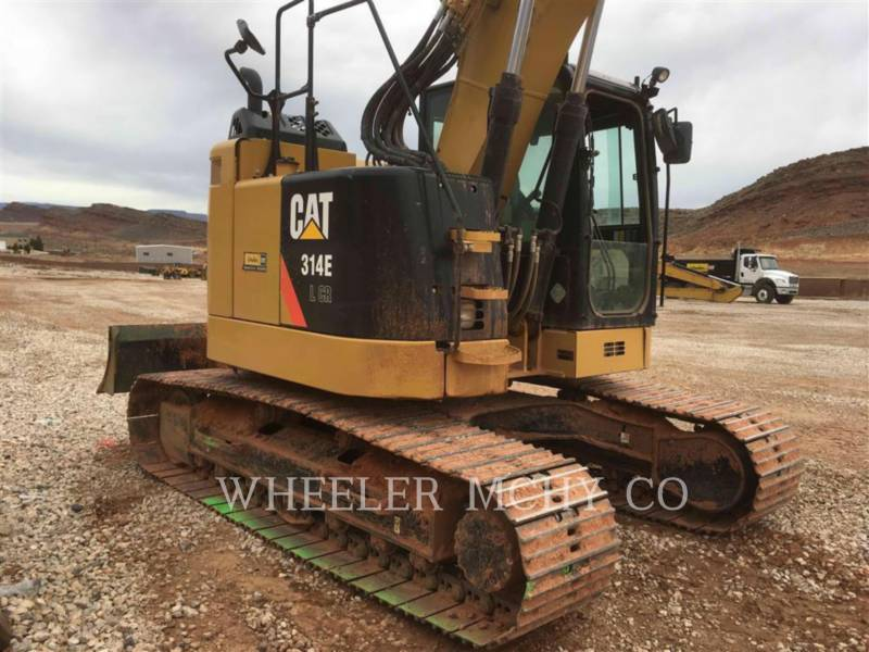 CATERPILLAR KETTEN-HYDRAULIKBAGGER 314E L CF equipment  photo 5