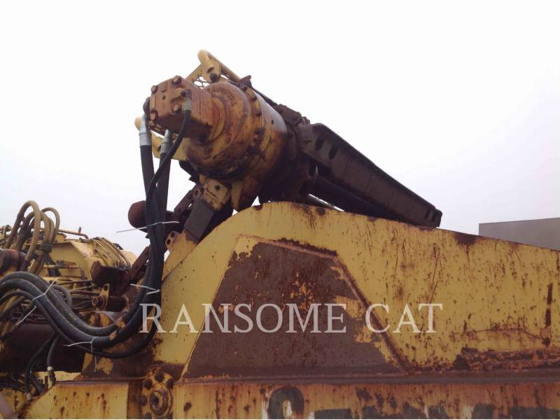 CATERPILLAR MOTOESCREPAS 615CII equipment  photo 16