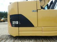 CATERPILLAR EXCAVADORAS DE CADENAS 321DLCR equipment  photo 13