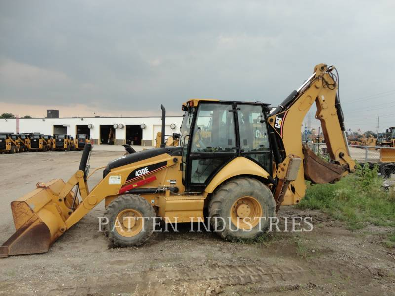CATERPILLAR BACKHOE LOADERS 430EST equipment  photo 3
