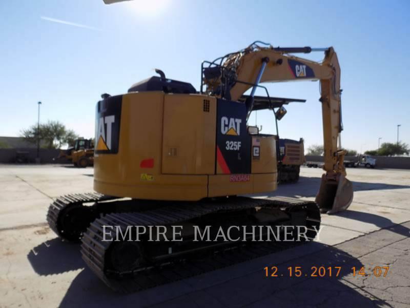 CATERPILLAR KOPARKI GĄSIENICOWE 325FLCR equipment  photo 2
