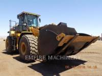 Equipment photo CATERPILLAR 966M ホイール・ローダ/インテグレーテッド・ツールキャリヤ 1