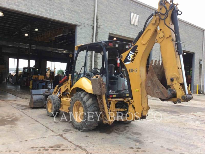CATERPILLAR BACKHOE LOADERS 420E IT4E equipment  photo 3