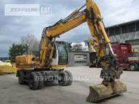 LIEBHERR WHEEL EXCAVATORS A904CLIT equipment  photo 4