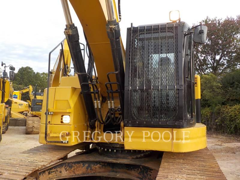 CATERPILLAR ESCAVATORI CINGOLATI 321D LCR equipment  photo 3
