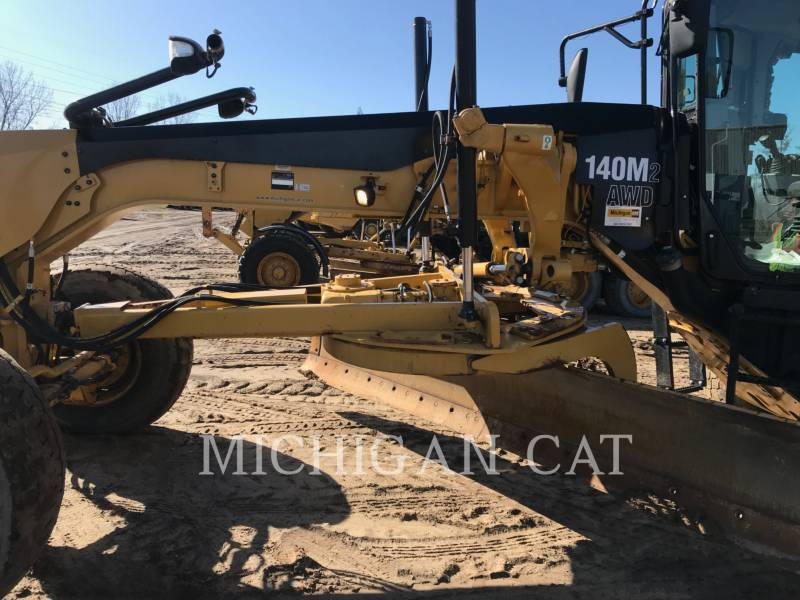 CATERPILLAR NIVELEUSES 140M2AWD equipment  photo 9