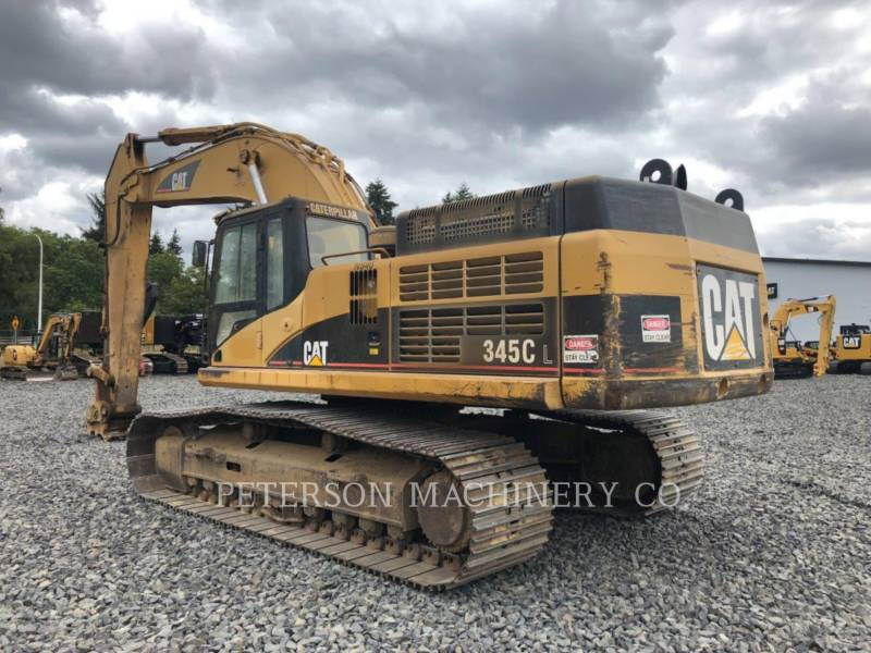CATERPILLAR ESCAVATORI CINGOLATI 345CL equipment  photo 4