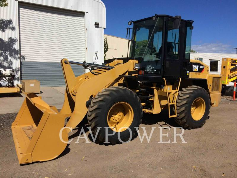 CATERPILLAR WHEEL LOADERS/INTEGRATED TOOLCARRIERS 910H equipment  photo 1